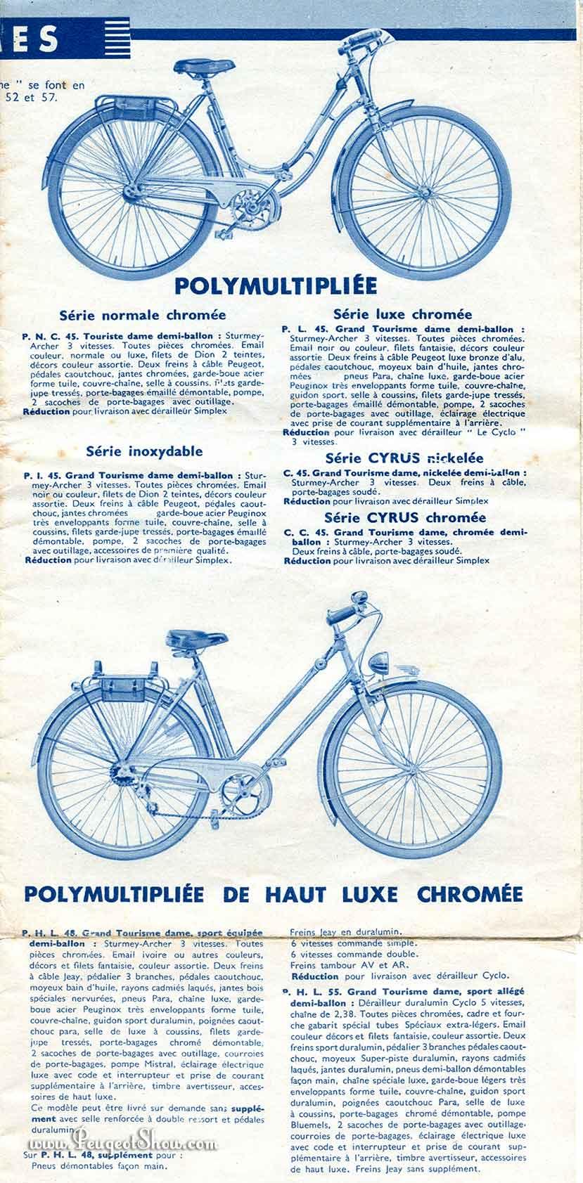 Vélo Peugeot 1947/48 1936fr_09