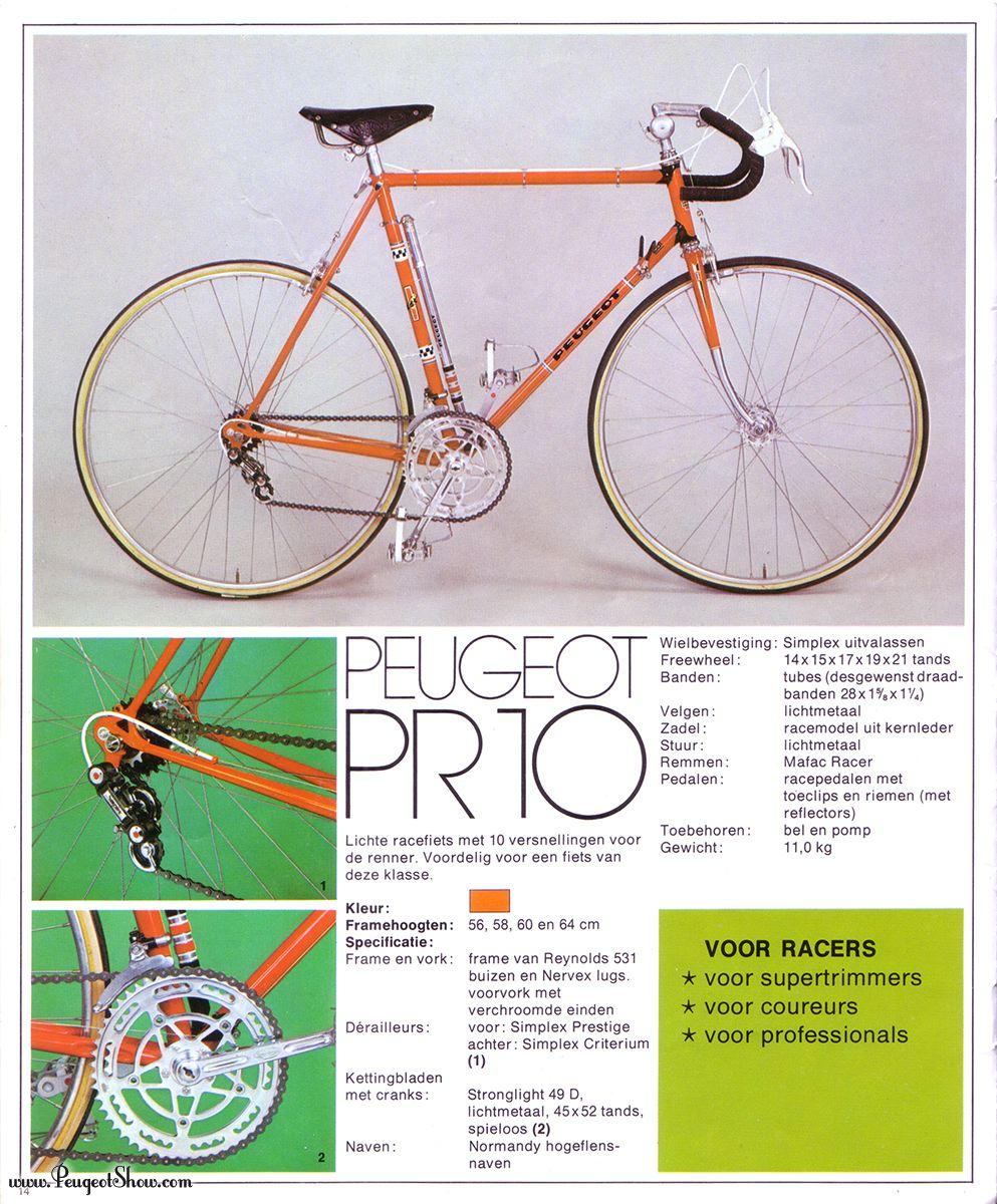 Peugeot PR10 encore un ! 1975nl_14