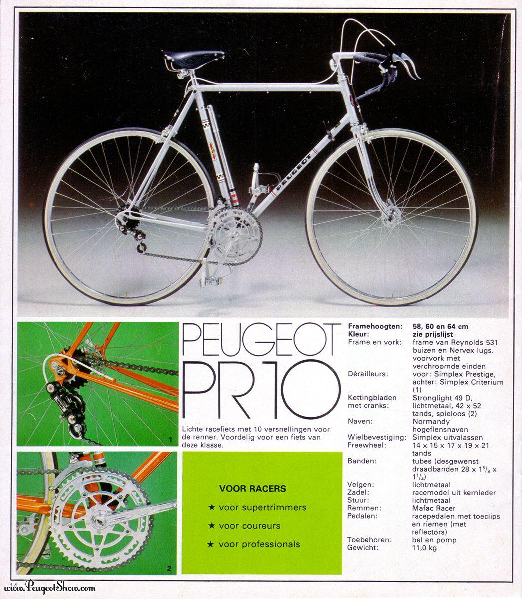 Peugeot PR(N?)10 (1977) 1976nl_14