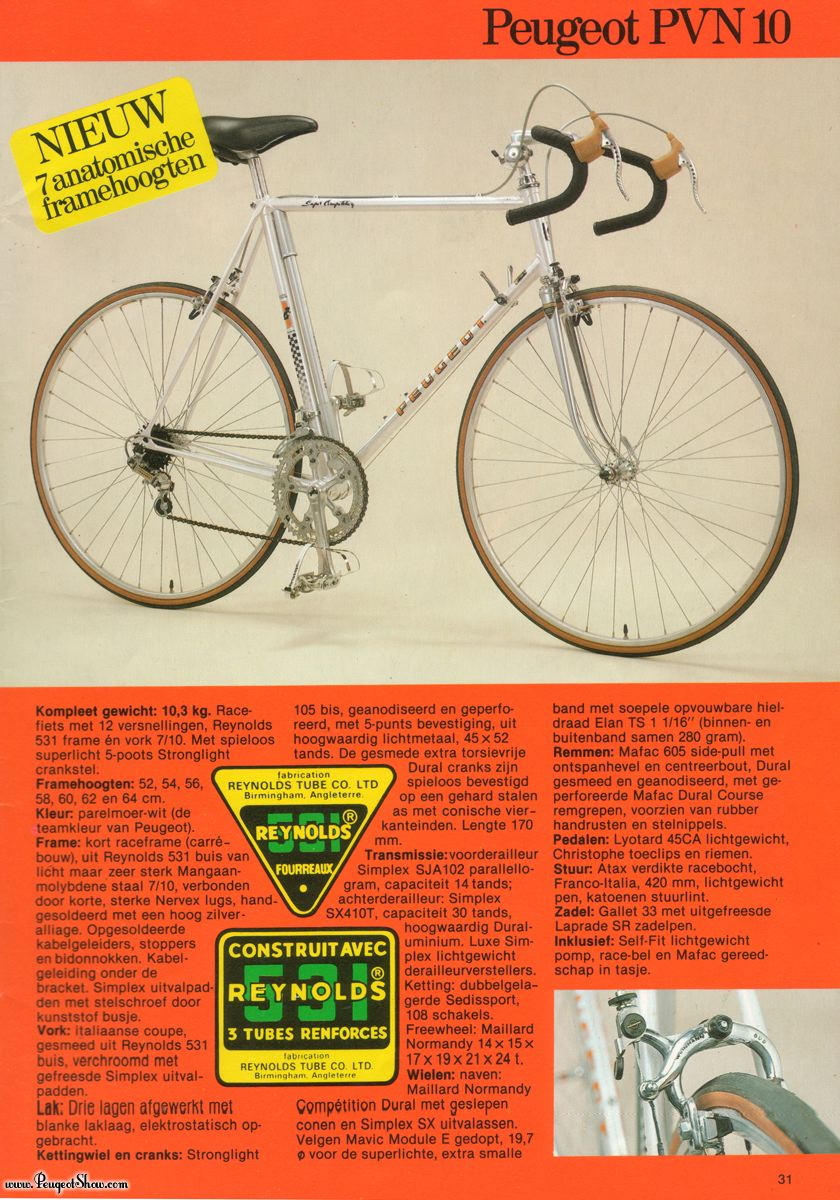Peugeot PV10 1978? /79 Modernisation... - Page 2 1980nl_31
