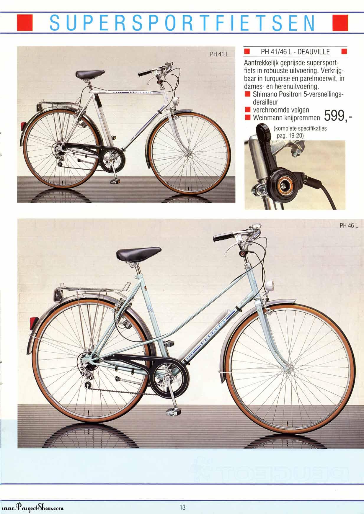 Vélo de ma femme Peugeot Blois 1986nl_13