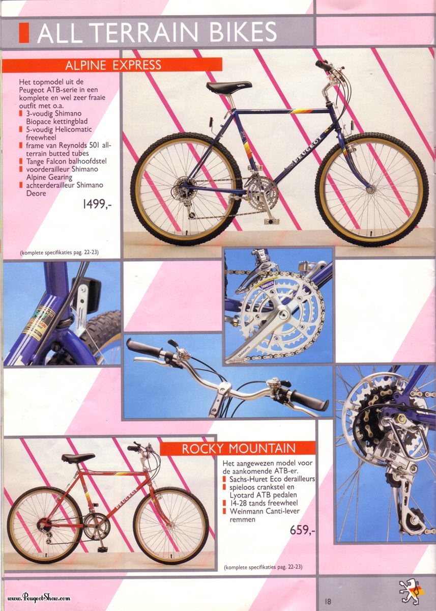 VTT PEUGEOT alpine express 1990-92       18 VIT reynolds 501  - Page 2 1987_18