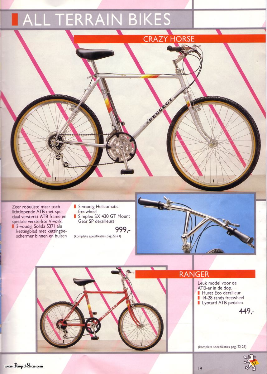 1988 peugeot us express retrobike. Black Bedroom Furniture Sets. Home Design Ideas
