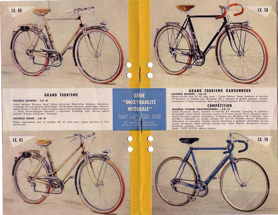 Peugeot LX 10 1958 tubes Reynolds  - Page 3 1958_3